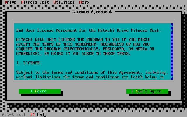 software license agreement template .